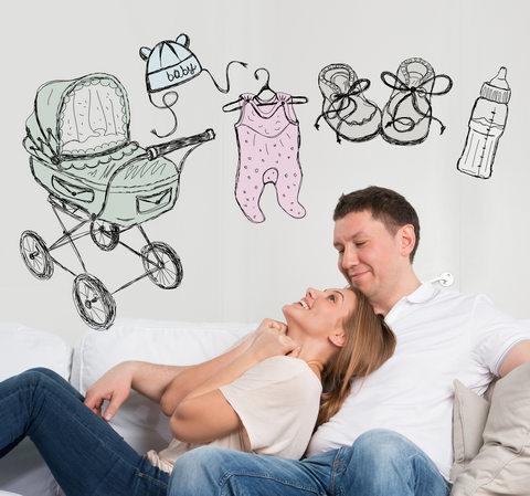 Пара планирует беременность