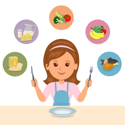 Правильное питание при планировании беременности