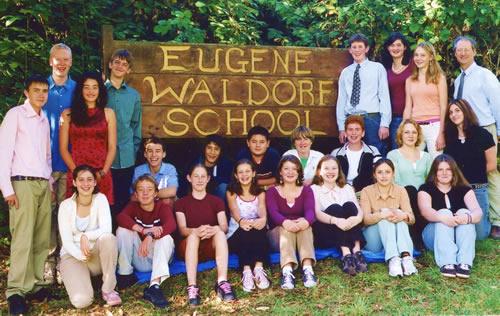 Выпускники Вальдорфской школы