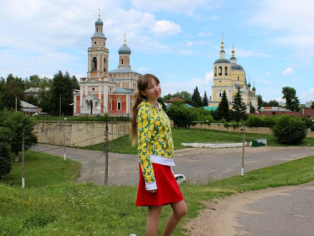 В Серпухове на 5-ом месяце беременности