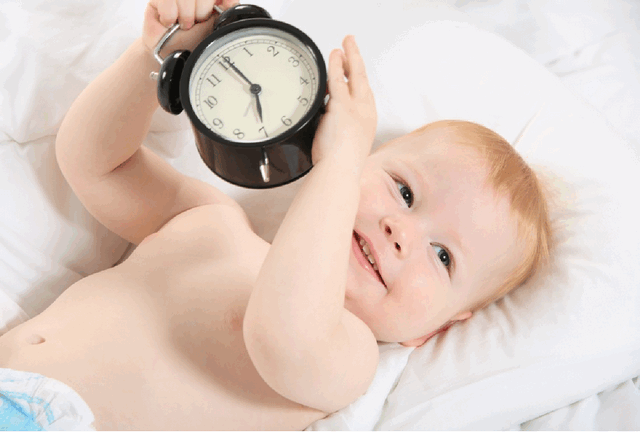 Режим дня ребенка в 5 месяцев