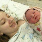 Первые минуты после родов
