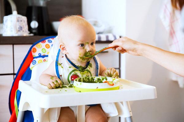 Кормление ребенка в 7 месяцев