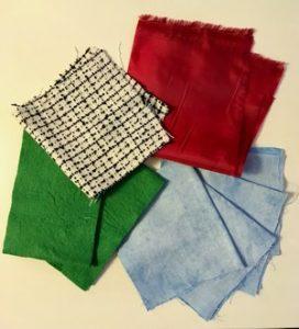 Ткань для сенсорных мешочков