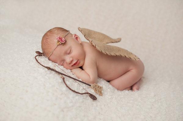 Спокойный ребенок - ангелочек