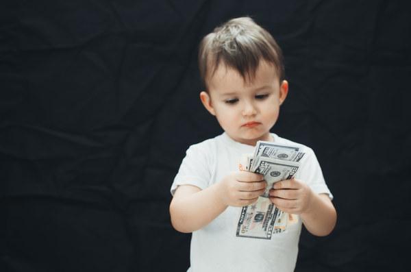 Сколько платят за первого ребенка