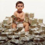 Сколько денег уходит на ребенка в месяц