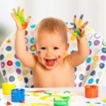 Идеи подарков на Новый Год детям от 1 года до 3 лет