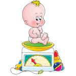 Сколько должен весить грудной ребенок? Таблица норм веса детей до года