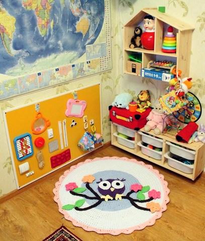 Игровое пространство для ребенка