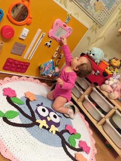 Игровой уголок для ребенка