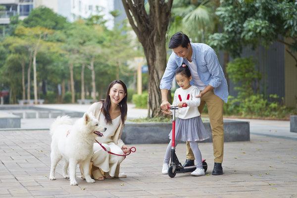 Родители и дети Японии