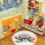 Игровое пространство для ребенка своими руками