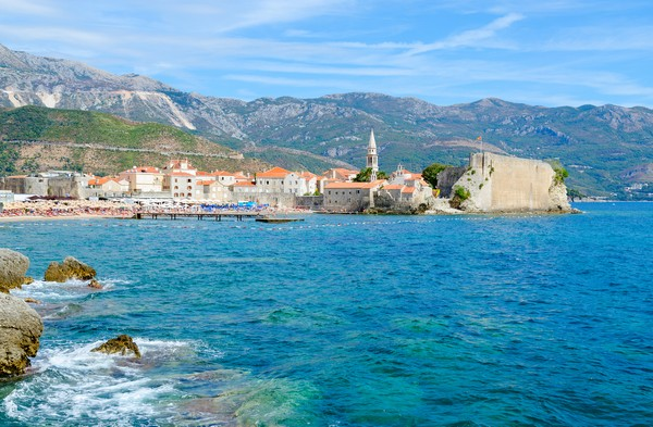 Отдыха на море в Черногории