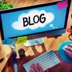 Веду блог 1 год
