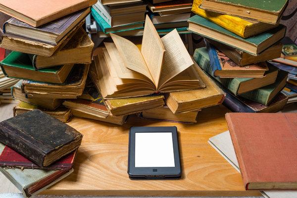 Электронная книга экономит семейный бюджет