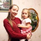 дочке 2 года