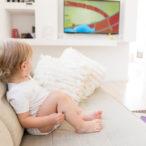 можно ли грудному ребенку смотреть телевизор